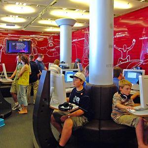 Интернет-кафе Мильково