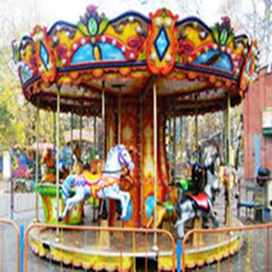 Парки культуры и отдыха Мильково