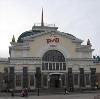 Железнодорожные вокзалы в Мильково