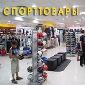 Спортивные магазины Мильково