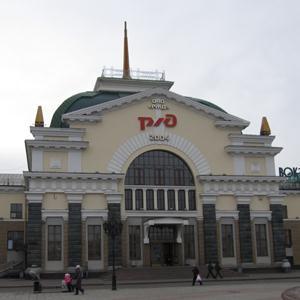 Железнодорожные вокзалы Мильково